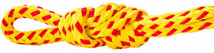 50m High visibility, floating rope for lifebuoy lines and safety ropes (mi)
