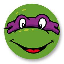 "Pin Button Badge Ø25mm 1"" Tortues Ninja Teenage Mutant Turtles TMNT Donatello"