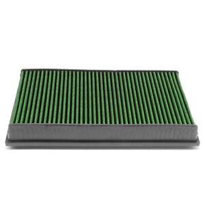 Fit VW Cc/Eos/Passat/ Tt Green Reusable/Durable Engine Air Filter Intake Panel
