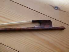 BAROQUE CELLO BOW, SUPERIOR SNAKEWOOD, HAND MADE, GREAT BALANCE, UK SELLER!