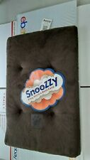 Precision Pet Snoozzy Sleeper Pet Bed mattress 17.5  x  11.5 chocolate