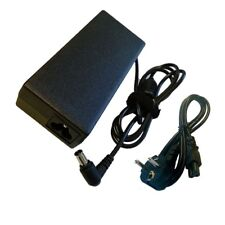 16V 4A para Sony Vaio VGP-AC16V8 AC Adaptador Cargador PSU + cable de alimentación de la UE dcuk