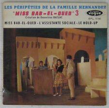 Les péripéties de la Famille Hernandez 45 tours Volume 3