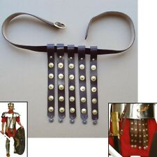 Roman Brown Leather Soldiers Belt - Ideal Re-enactment, Stage, Costume LARP