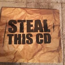 """RADIO IN THE NUDE CD CD """"E' STEAL THIS CD NEW"""