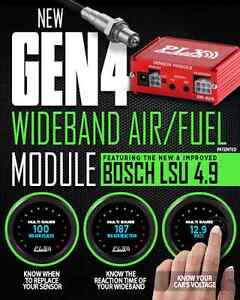 New! GEN-4 PLX Air/Fuel Module with wideband O2 Sensor - FREE PRIORITY