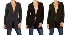 Damen-Anzüge & -Kombinationen aus Polyester mit Jacket/Blazer und Unifarben für Business