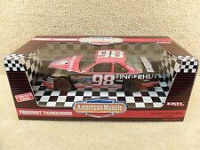 New 1995 Ertl American Muscle 1:18 NASCAR Jeremy Mayfield Fingerhut Thunderbird
