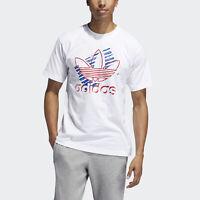 adidas Originals Sketch Trefoil Tee Men's