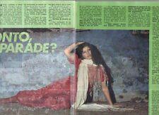 MA132-Clipping-Ritaglio 1975  Claudia Mori