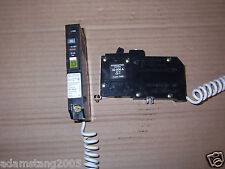 NEW SQUARE D QOB120VHCAFI QOB 1 POLE 20 AMP CIRCUIT BREAKER QOB COMBINATION