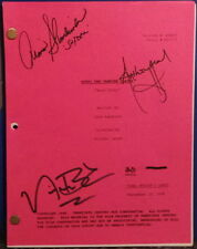 BUFFY : AUTOGRAPHED SCRIPT BY ANTHONY HEAD, ARMIN SHIMERMAN + 1   (CCB)