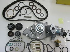 PORSCHE 944 TURBO 951  WATER PUMP KIT WITH NEW GEBA TYPE PUMP 1987  AND LATER