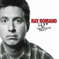 Romano, Ray : Live at Carnegie Hall CD
