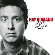 Live at Carnegie Hall by Ray Romano (CD, Oct-2001, Sony Music Distribution (USA)