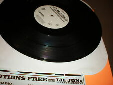 Oobie Lil John & East Side Boyz Nothins Free VINYL street acapella instrumental