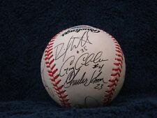 1994 FLORIDA MARLINS AUTOGRAPH TEAM SIGNED BALL 16 SIGNATURES CONINE, Dawson PSA