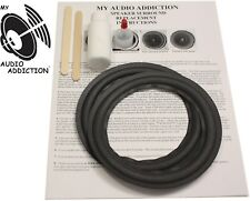 Foam Speaker Repair Kit For Boston Acoustics Sub Sat - 6 Sub-Woofer Sat Six Sat6
