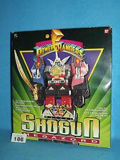 "Power Rangers Mighty Morphin Deluxe ""Shogun"" Megazord 100% 186"