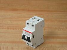 ABB S 203 P K 20 A 20A Miniature Circuit Breaker S203PK20A