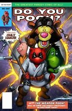 Do You Pooh Star Wars #1 Cover Swipe Homage One Shot Limited Edition Exclusive