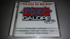 Rhymes Galore Strike Two (2) CD DJ tomekk Outkast KRS-One Torch ABS completeranno bambino
