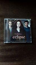 The  Twilight Saga: Eclipse Original Soundtrack (CD 2010 Atlantic) Muse EXC