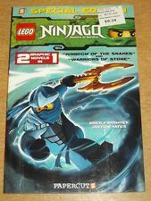 LEGO NINJAGO SPECIAL EDITION VOL 3 PAPERCUTZ GREG FARSHTEY YATES < 9781597076999