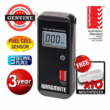 Andatech Alcosense Wingmate Pro Fuel Cell Breathalyser Alcohol Breath Test