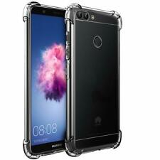 P Smart Case, [Crystal Clear] TPU Gel Silicone Bumper Shockproof Protective