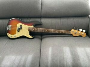 Fender Precision Bass Made in USA 60th anniversary year 2011