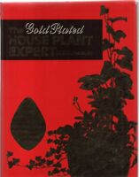 Gold Plated House Plant Expert by D. G. Hessayon (Hardback, 1987)