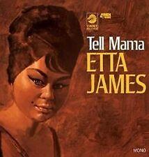 Etta James - Tell Mama Mono Vinyl LP 4M2461LP Limited Edition GOLD Vinyl