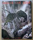 Dragon Con 2000 - Convention Book Catalog - Yoshitaka Amano Art