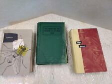 Yearbook Of Agriculture 1928, Plant Diseases 1953, Insects 1952