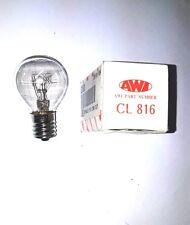AWI - Ampoule Micro-ondes 230Volt 25Watt 15mm - Réf. CL816