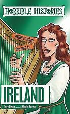Horrible Histories: Ireland by Terry Deary (Paperback, 2017)