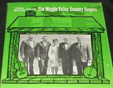 MAGGIE VALLEY COUNTRY SINGERS LP Rural Rhythm FOLK BLUEGRASS