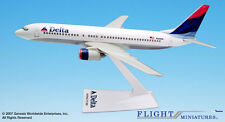 Flight Miniatures Delta Airlines Boeing 737-800 1/200 Scale Model with Stand