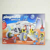 Playmobil Space 9489 Mars Research Vehicle New In Box