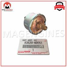 83520-60051 GENUINE OEM GAGE OIL PRESSURE SENDING UNIT 8352060051