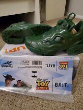 Reebok Instapump Fury Bait X Toy Story Army Size 11 DS