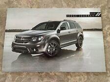 2014 Dodge Journey 26-page Original Sales Brochure