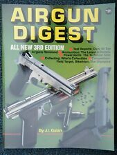 Vintage Airgun Digest 3rd Edition (Air gun shooting and collecting)