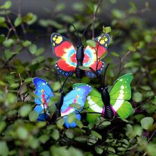 """Бабочка мини 8pcs миниатюры сад двор газон орнамент украшение статуэтка """"сделай сам"""""""
