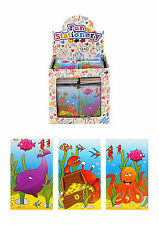 168 SEALIFE MINI NOTEBOOKS PARTY BAGS FREE POSTAGE