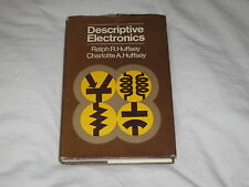 DESCRIPTIVE ELECTRONICS BY RALPH & CHARLOTTE HUFFSEY (1970) -- FREE SHIPPING!!!