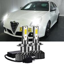 Alfa Romeo Giulietta Genuine Neolux Clear Halogen Low Dip Beam Light Bulbs