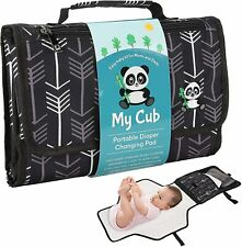 Simple Goods My Cub Baby Changing Pad Portable Diaper Changing Pad for Travel