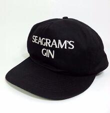 Seagram's Gin OG Embroidered Snapback Hat